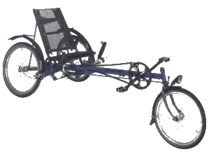manufactures photo of Hase Kettwiesel Recumbent Trike