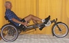 my Hase Kettwiesel Tour recumbent trike