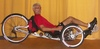 photo of ICE Vortex recumbent trike